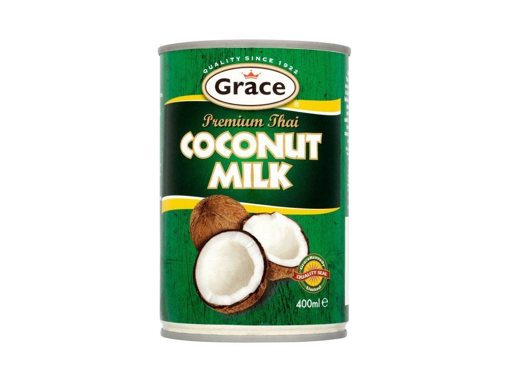 Grace kokosové mléko 400Ml