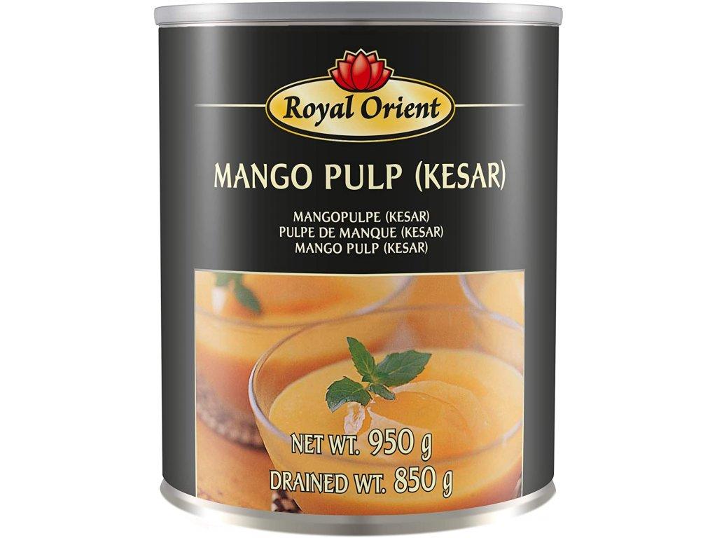 Royal Orient Mangové Pyré Kesar 850g