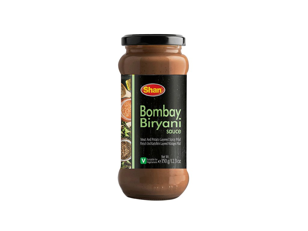 Shan Bombay Biryani Omáčka na vaření