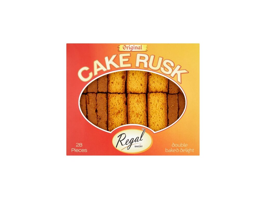 Regal Cake Rusk 28ks