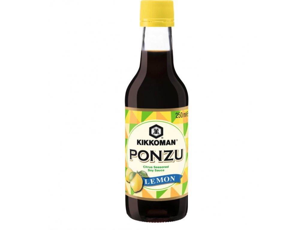 Kikkoman Ponzu Citrus sójová zálivka 250Ml
