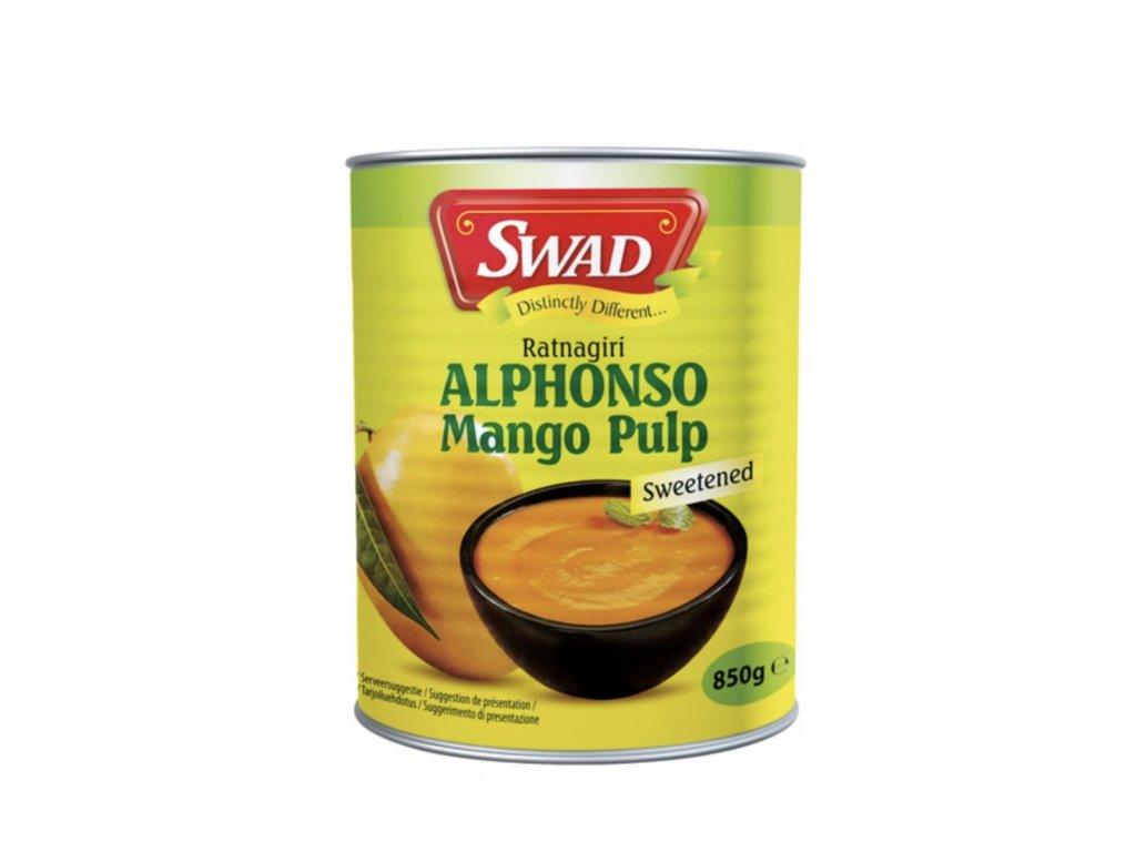 SWAD Mangové Pyré Alphonso 850g