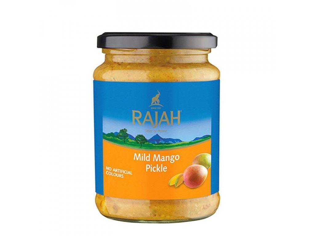 chutney epice de mangue 340g rajah