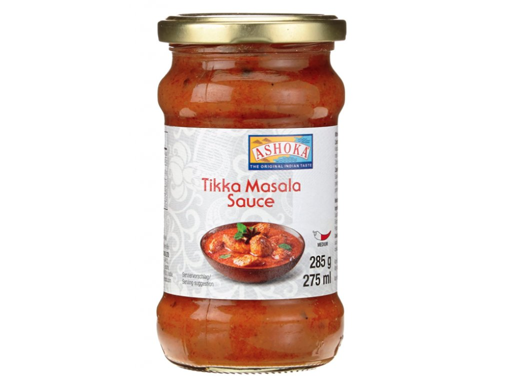 Ashoka Tikka Masala kari omáčka 285g