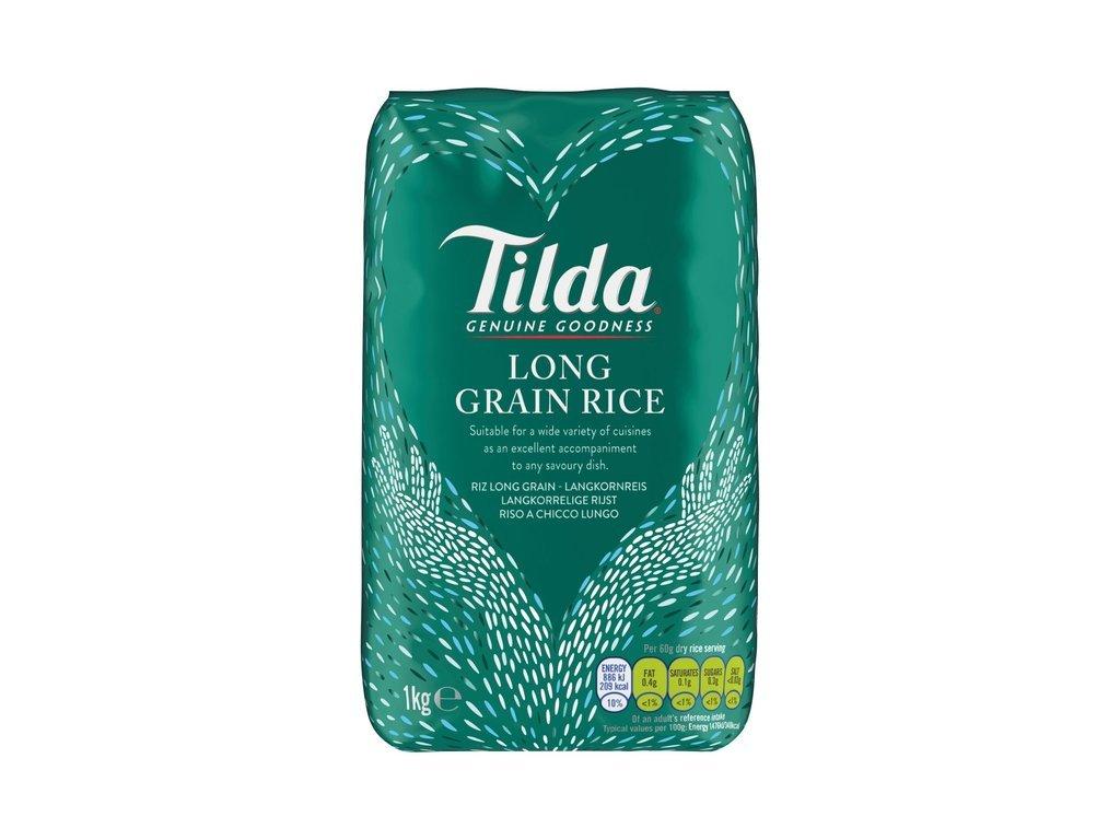 Tilda dlouhozrnná Rýže 1Kg