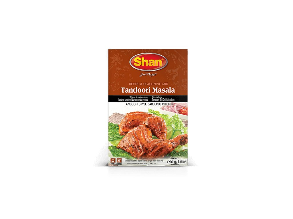 Shan Tandoori Masala BBQ 50g