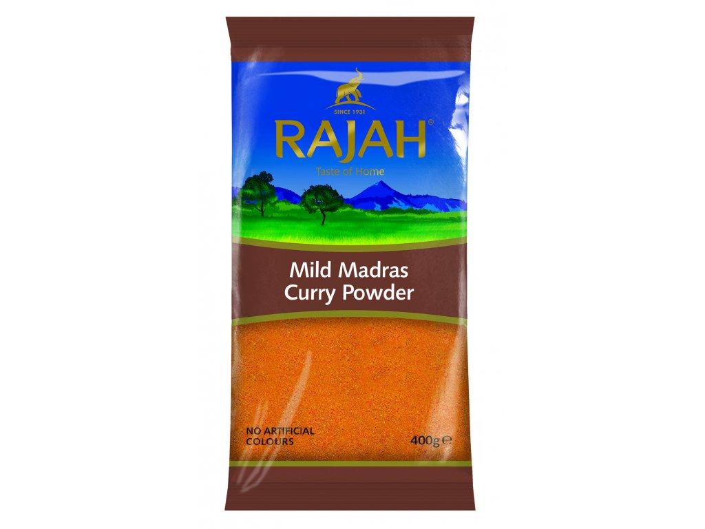 Rajah Madras Kari Směs 400g