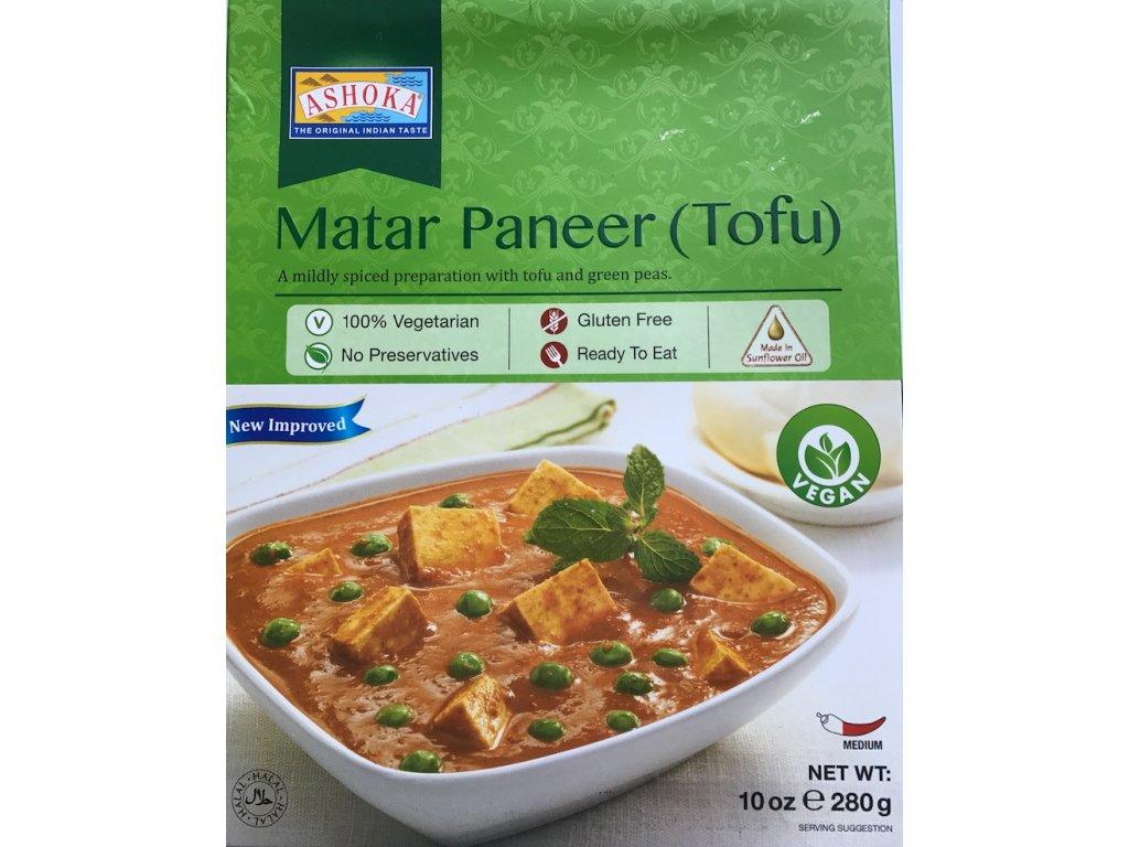 Ashoka Matar Paneer Tofu 280g
