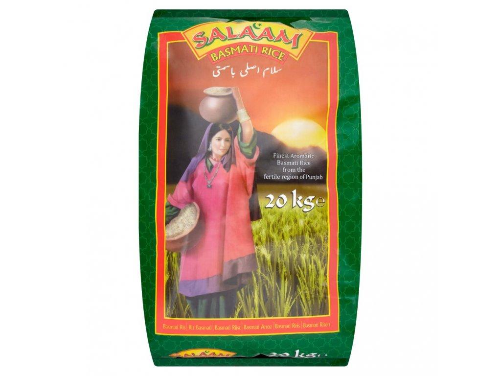 Salaam Basmati Rýže 20Kg