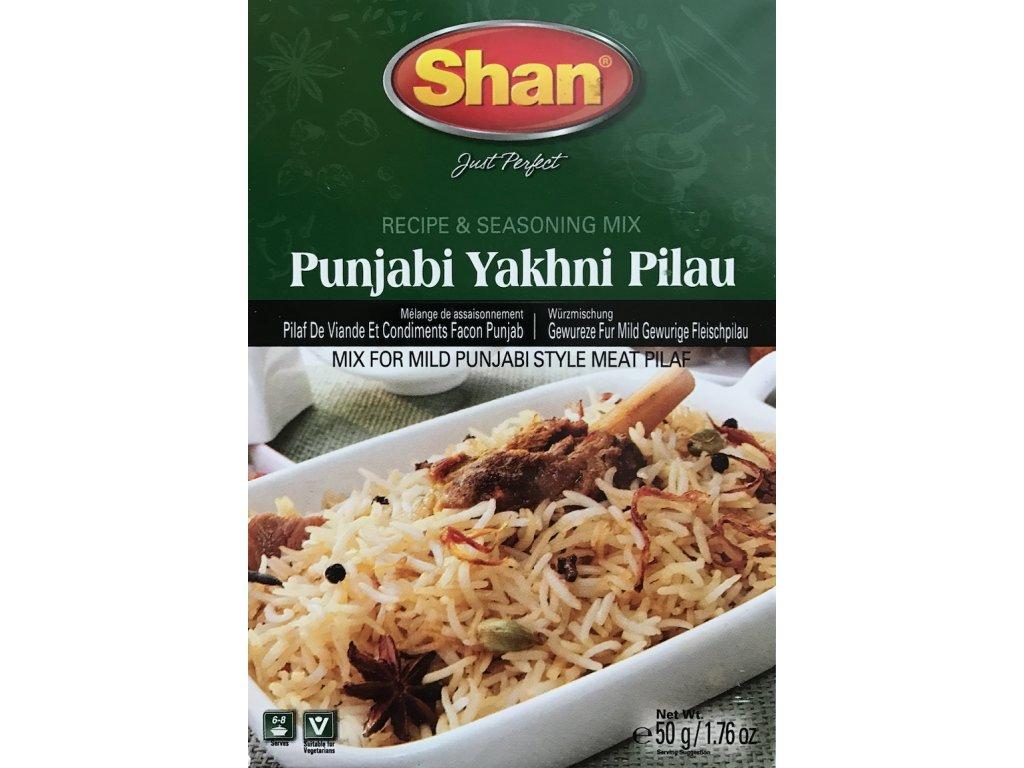 Shan Punjabi Yakhni Pilau 50g