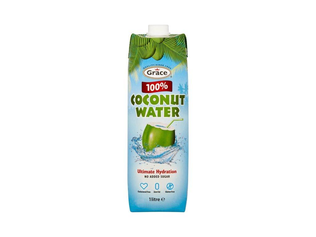 Grace Přírodní Kokosová Voda 1l