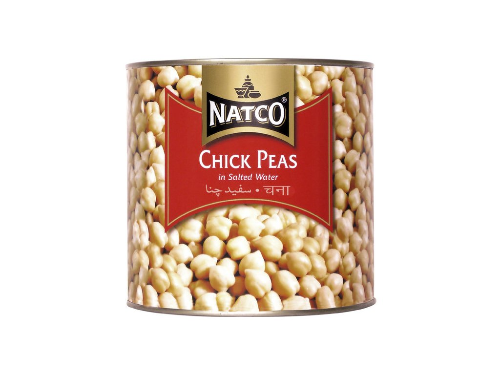 Natco Cizrna ve slané vodě 400g