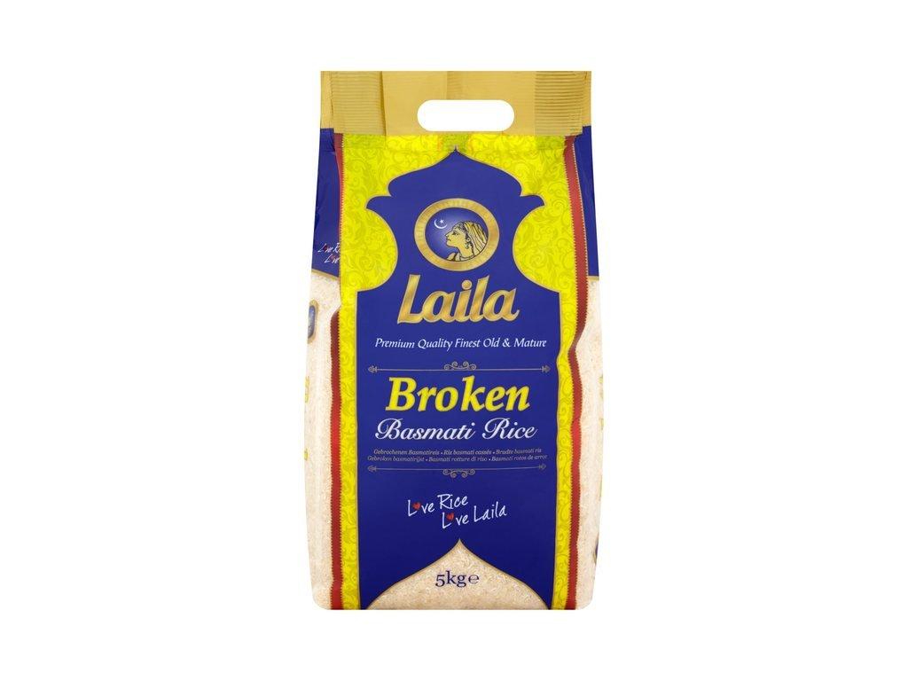 Laila Lámaná Basmati Rýže 5Kg