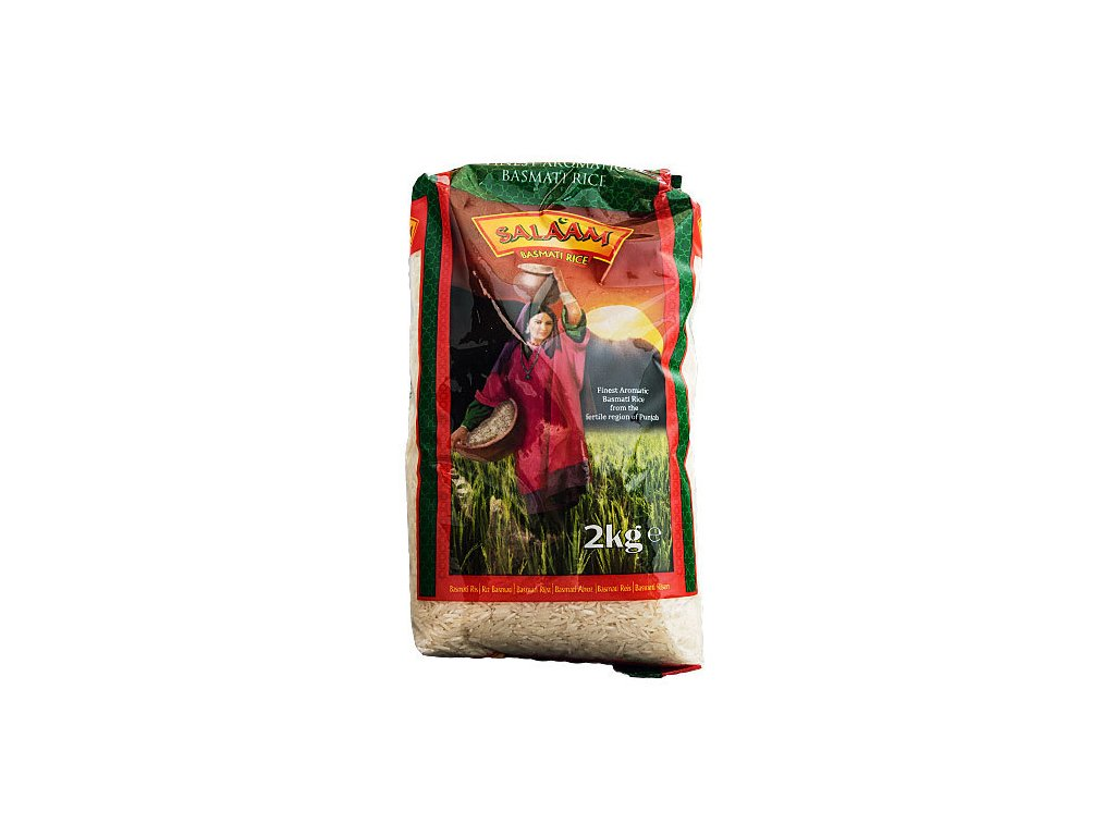Salaam Basmati Rýže 2Kg