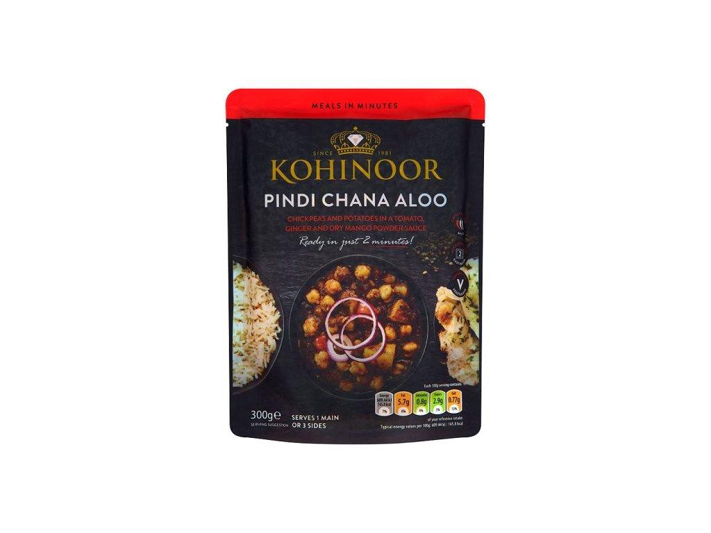 Kohinoor Pindi Chana Aloo 300g