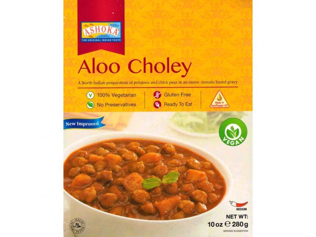 Ashoka Aloo Choley 280g