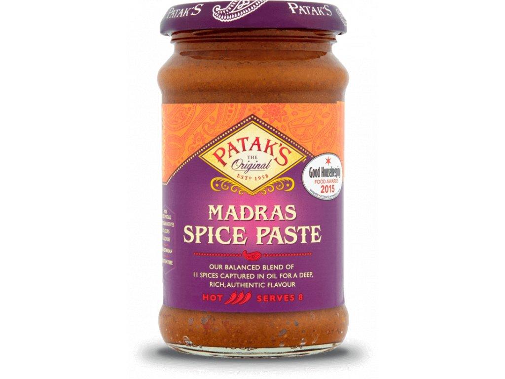 Patak's Madras Spice Paste 283g