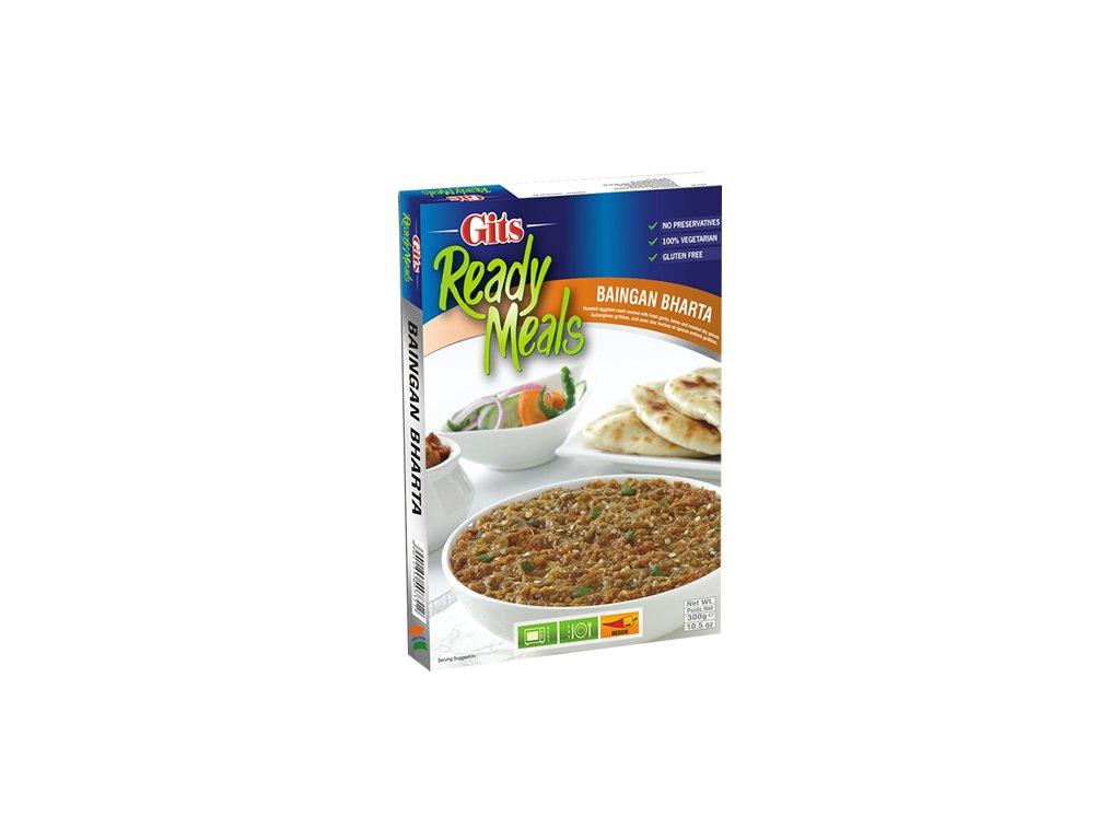 Gits ready meals BAINGAN BHARTA 300g