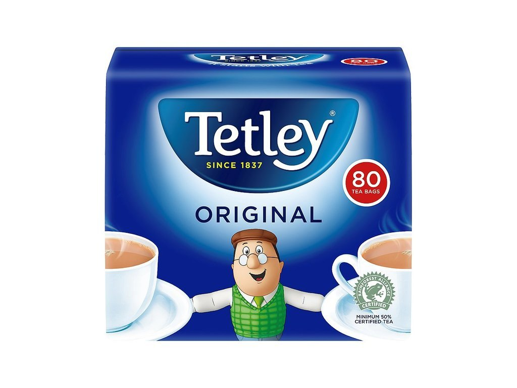 Tetley Original 80ks