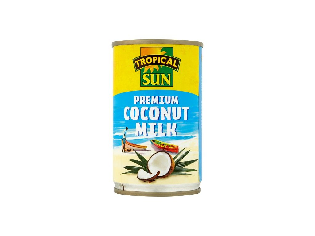 Tropical Sun kokosové mléko 400
