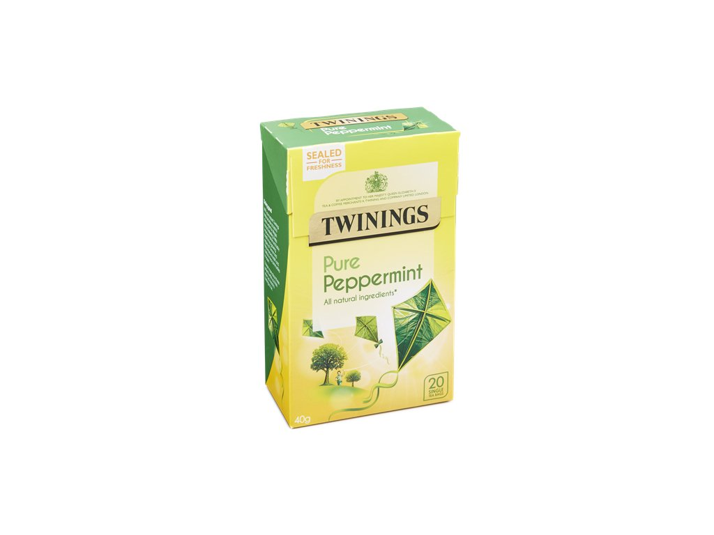 Twinings Pure Peppermint 20ks