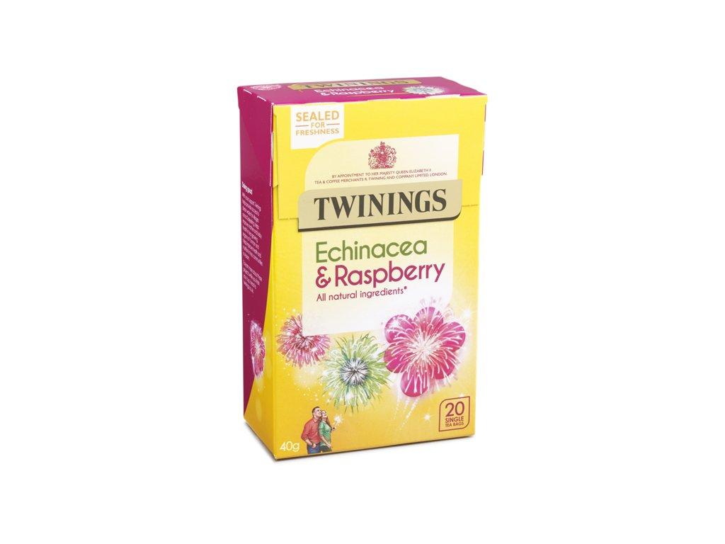 Twinings Echinacea&Borůvkový Čaj 20ks