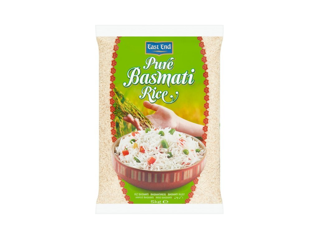 East End Basmati Rýže 2kg