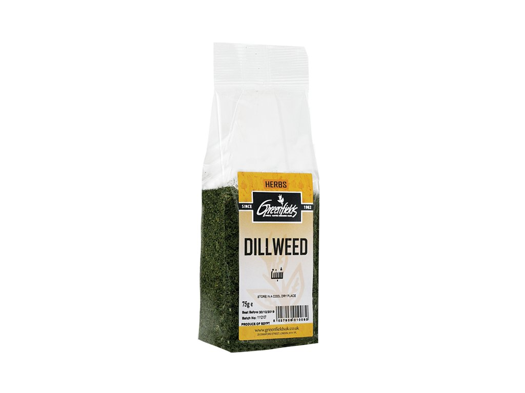 Greenfileds Dill Weed 75g