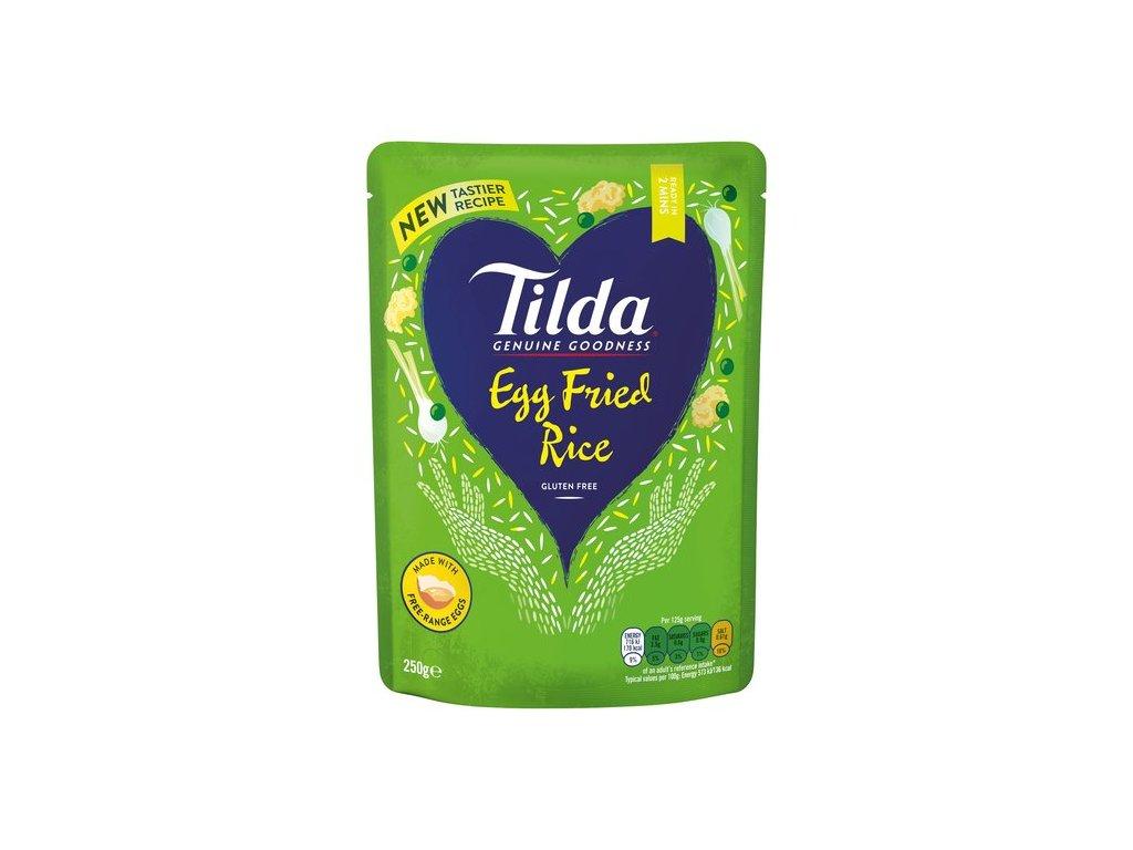 Tilda dušená basmati rýže s vajíčkem 250g