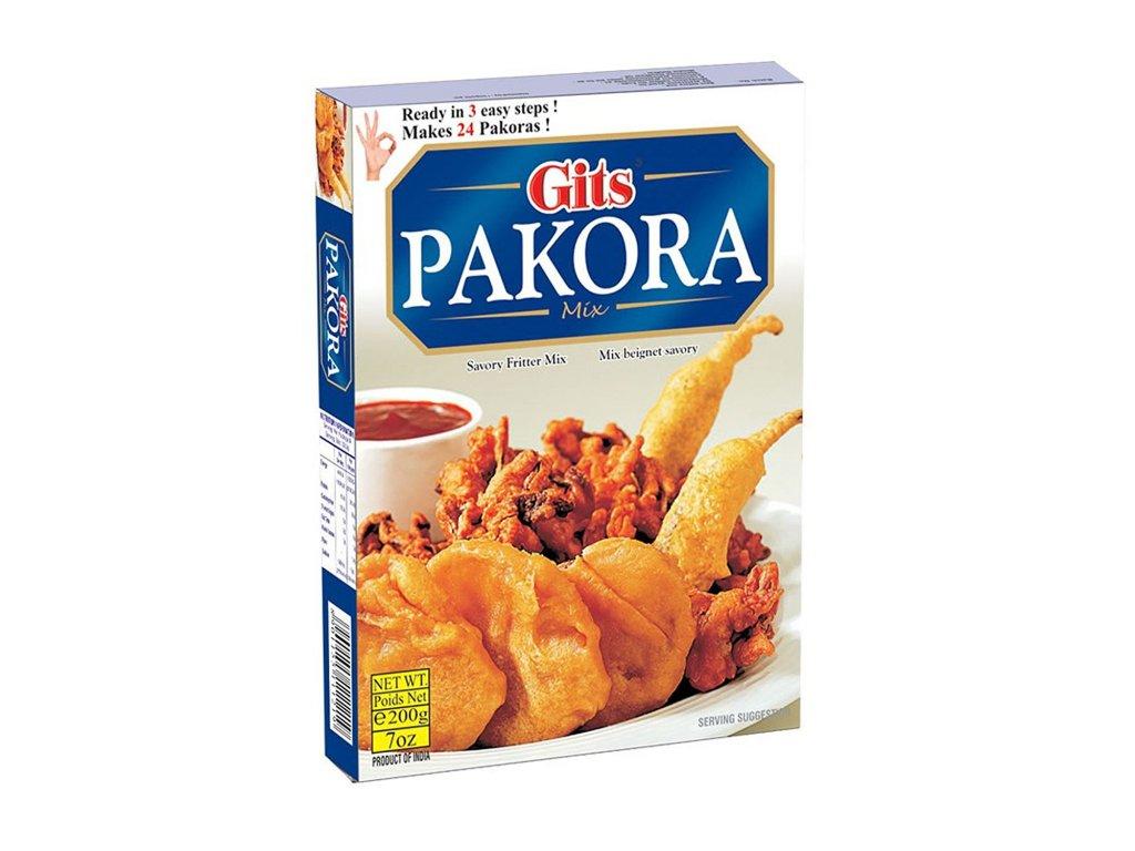 Gits Recept na přípravu Pakory