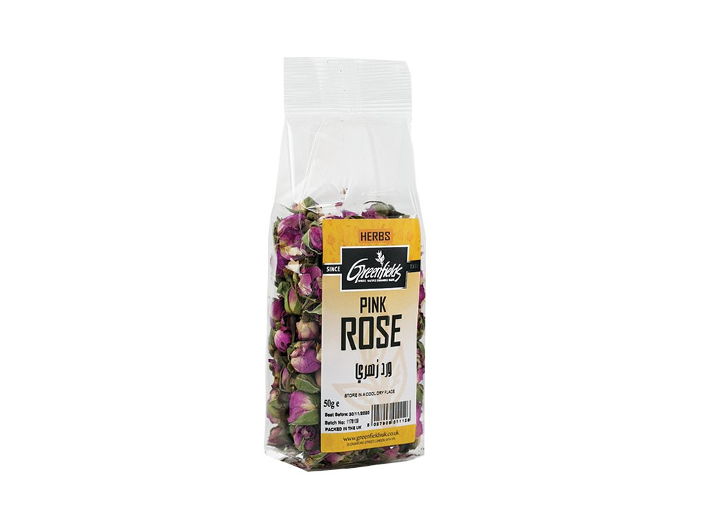 Greenfields Pink Rose 50g