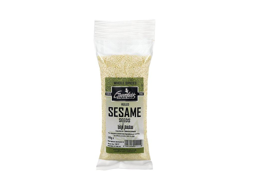 Greenfields sezamová semínka 100g