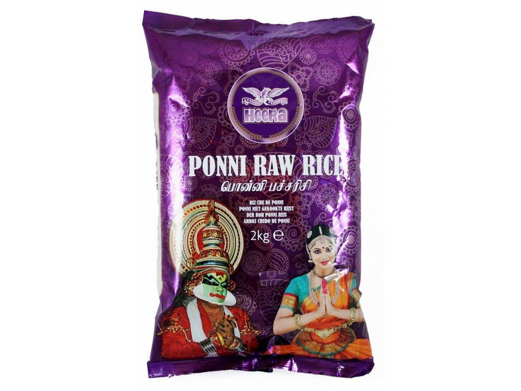 Heera Ponni Rýže 5Kg
