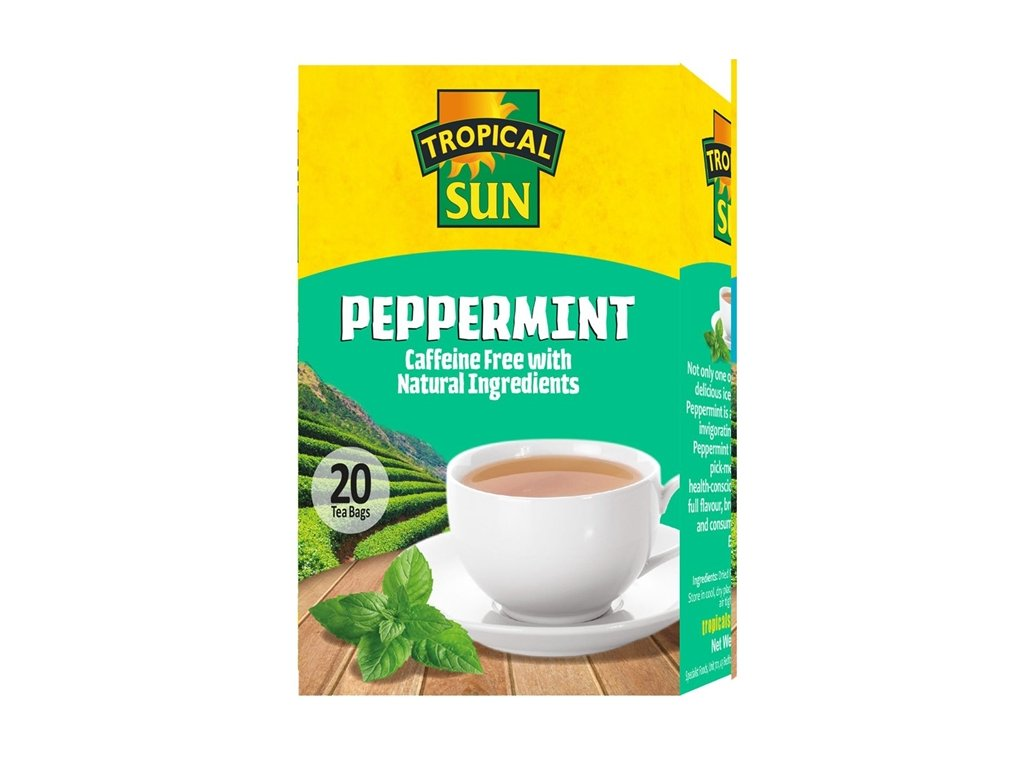 Tropical Sun Mátový Čaj