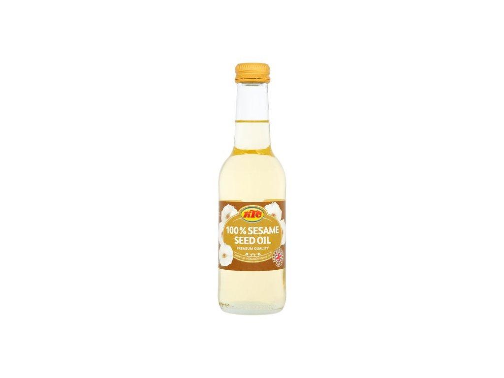KTC Sezamový Olej 250Ml