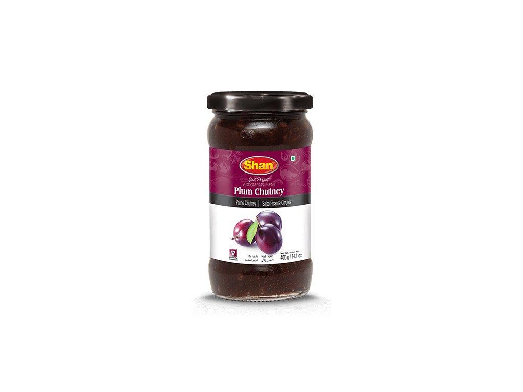 Shan švestkové chutney 400g
