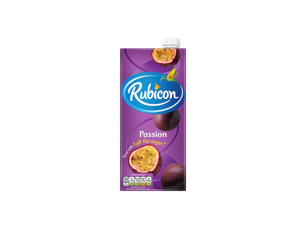 Rubicon Passion Džus 1l