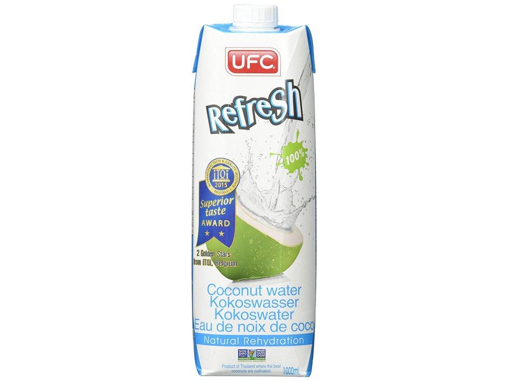 UFC Kokosová voda 1l