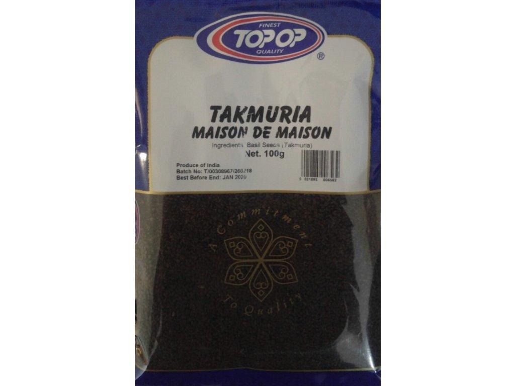 TopOP Bazalková semínka 100g