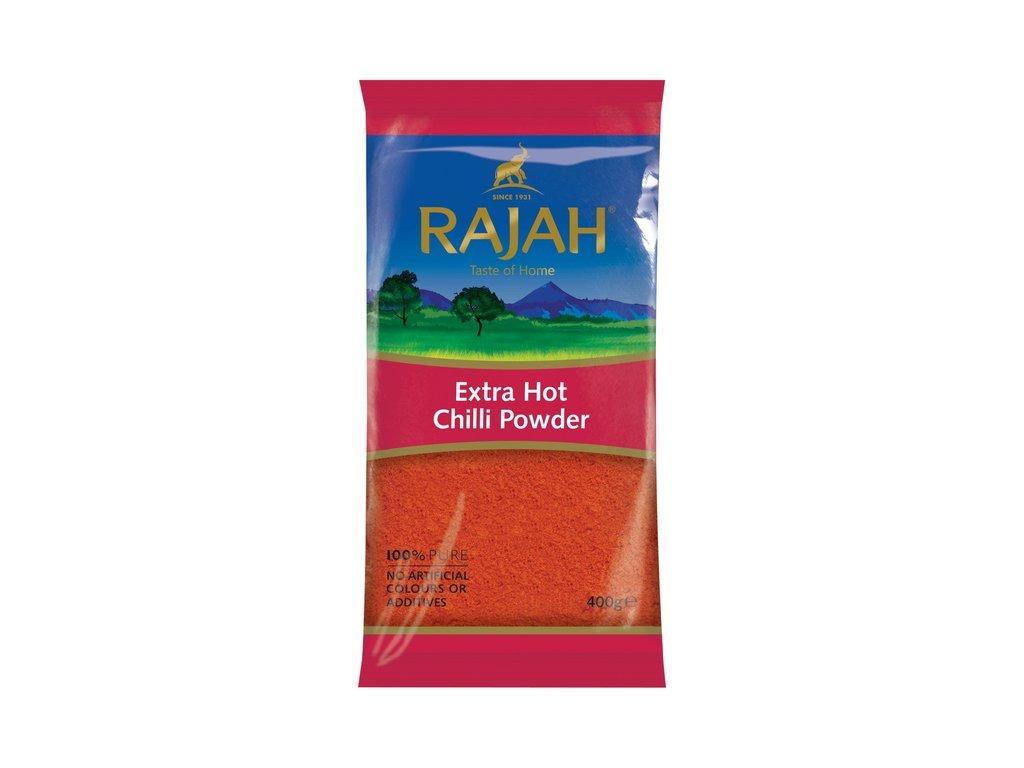 Rajah Extra Pálivá Chilli Směs 400g