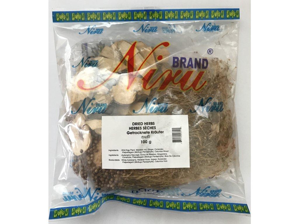 Balíček sušených bylinek 100g