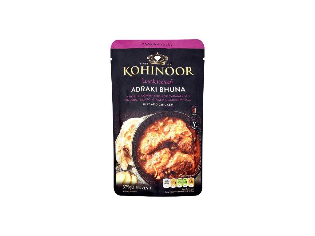 Kohinoor Lucknowi Adraki Bhuna 375g