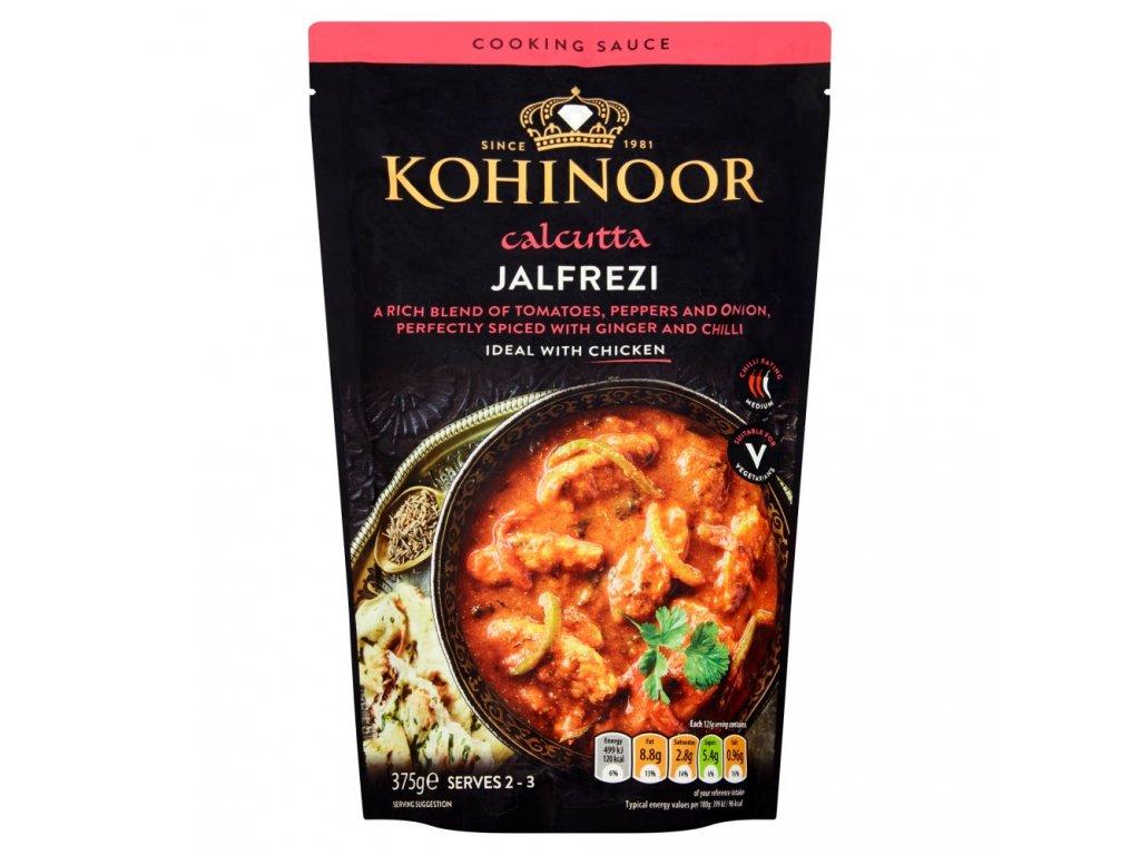 Kohinoor Calcutta Jalfrezi Omáčka na vaření