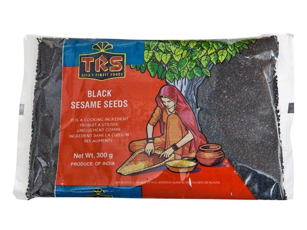 TRS Sezamová semínka černá 100g