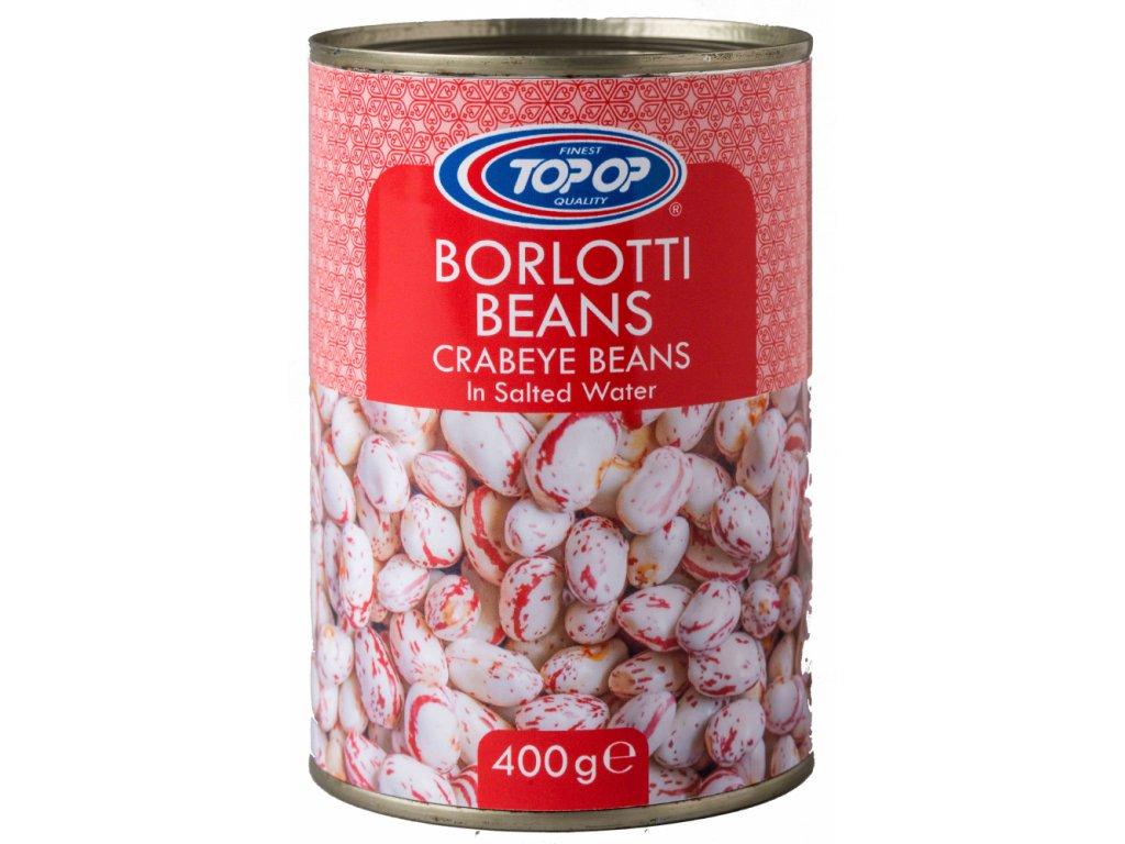 TopOP Borlotti Fazolky 400g