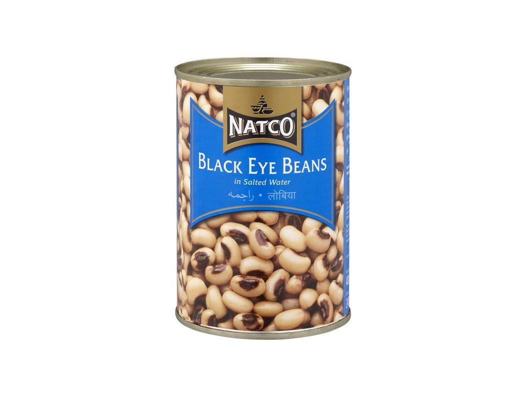 Natco Černooké Fazole 400g