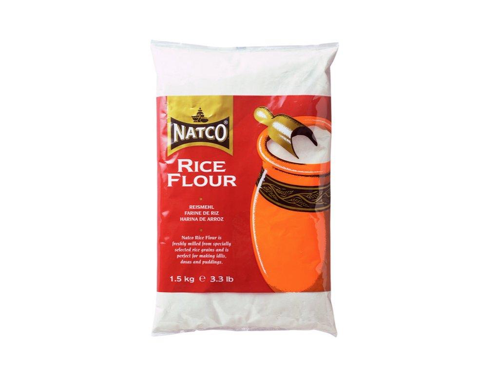 Natco Rýžová Mouka 1.5Kg