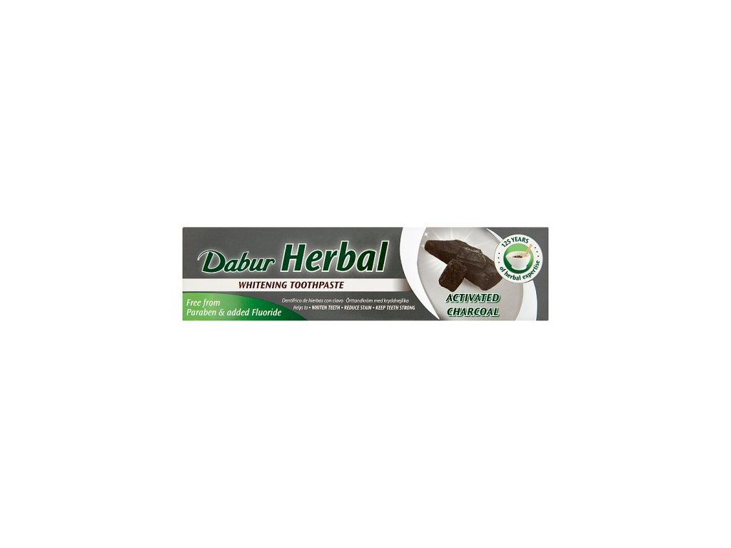 Dabur Herbal Activated Charcoal