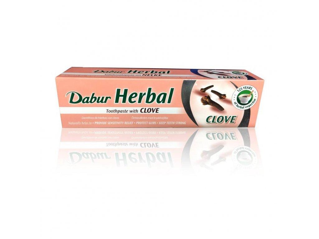 Dabur Bylinná zubní pasta s Hřebíčkem 100ml
