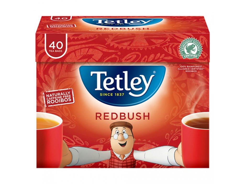 Tetley Herbal Redbush Tea 40 Sáčků 100g
